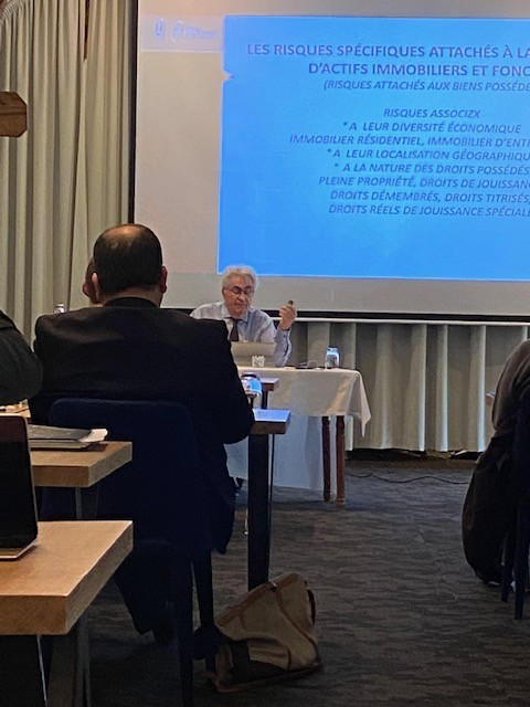 Intervention - Jean AULAGNIER - Vice-président de l'AUREP