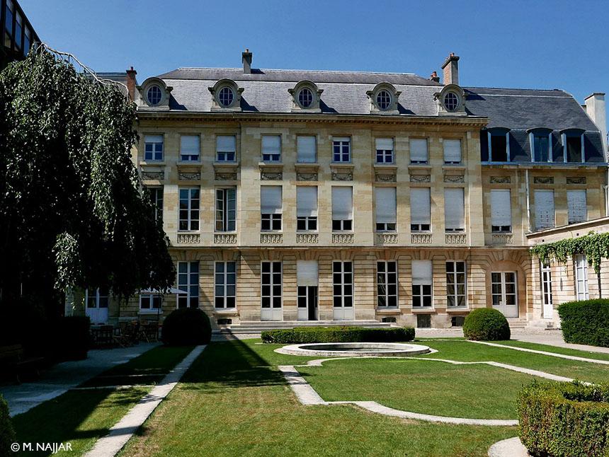 Hotel ponsardin avec copyright 1