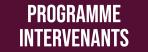 Programme intervenants